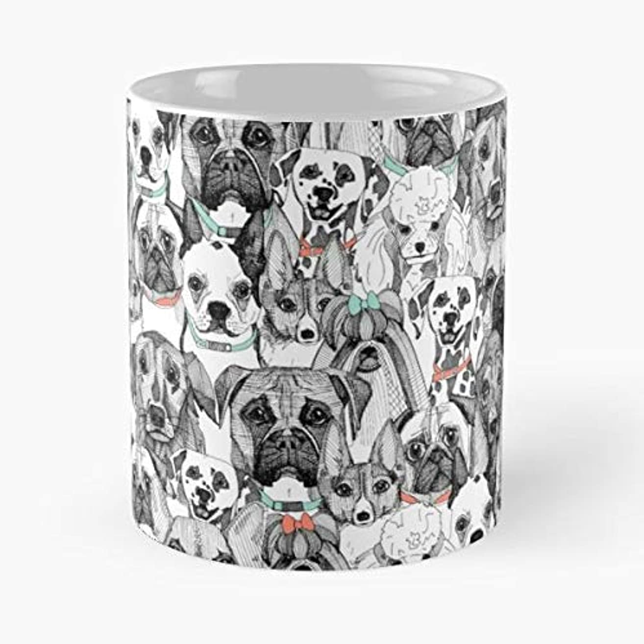 Basset Terrier Boxer Corgi - Funny Gifts For Men And Women Gift Coffee Mug Tea Cup White 11 Oz The Best Gift Holidays.