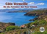 Cote Vermeille - Wo die Pyrenäen das Meer küssen (Wandkalender 2022 DIN A2 quer): Die Purpurküste in Südfrankreich, hier mit Planerfunktion (Geburtstagskalender, 14 Seiten )