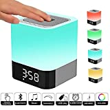 Alarm Clock, ICODE Sports Multi-Function Bluetooth Speaker 4.0 with...
