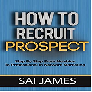 How to Recruit Prospects audiobook cover art