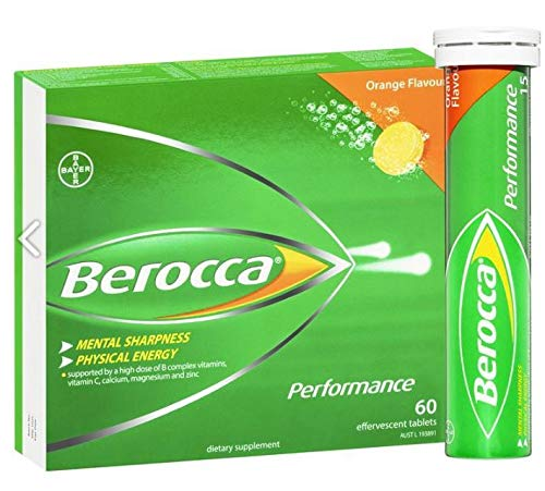 Berocca Orange 4x15pack by Berocca