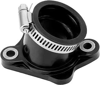 Adaptador del m/últiple de admisi/ón del carburador del carburador de la motocicleta Adaptador del colector de admisi/ón para la interfaz del carburador para TT600N 1985 XT600 84-89