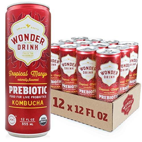 Prebiotic Kombucha