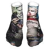 Chaussettes de marche d'extérieur pour homme et femme, Street Fighter en coton pour homme et femme