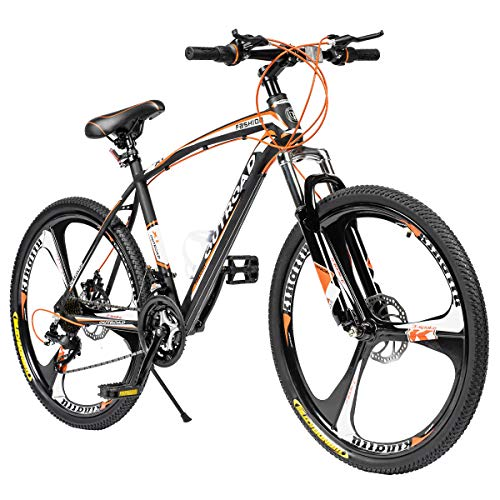 Max4out Mountain Bike 700c 21 Speed 26 inch 3 Spoke Shining SYS...