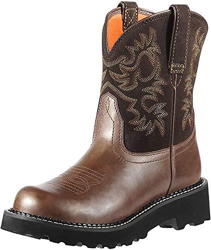 ARIAT Women's Western Boot, Brown Rebel