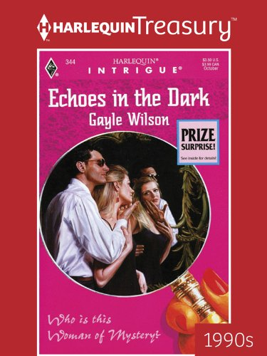 ECHOES IN THE DARK (Woman of Mystery)