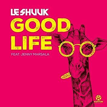 Good Life (feat. Jenny Marsala) [Original Version]