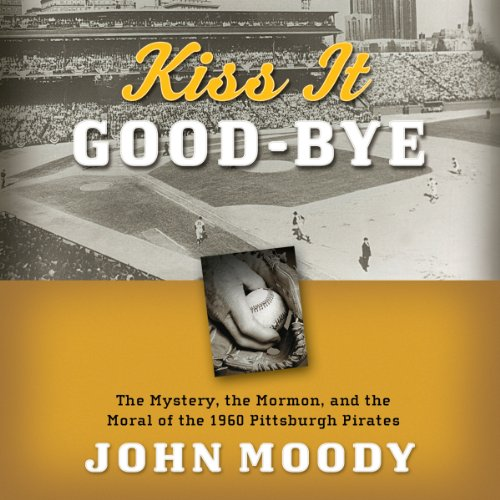 Kiss It Good-bye audiobook cover art