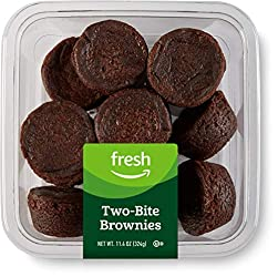 Fresh Brand – Two-Bite Brownies, 11.4 oz (12 ct)