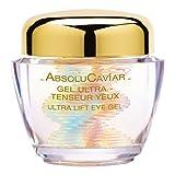 Ingrid Millet Gel Cuidado Ojos Antienvejecimiento Absolute Caviar, 15 Mililitro