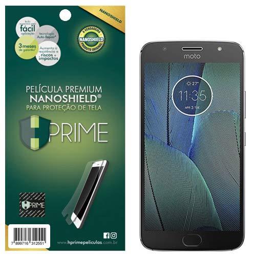 Pelicula HPrime NanoShield para Motorola Moto G5S Plus, Hprime, Película Protetora de Tela para Celular, Transparente