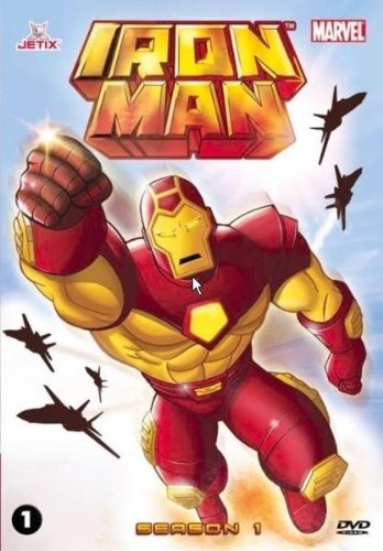 Iron Man Vol. 1 (Episoden 1-5)