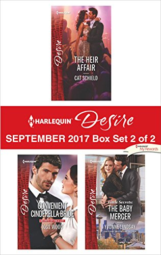 Harlequin Desire September 2017 - Box Set 2 of 2: An Anthology