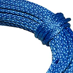 """7/64"""" is only 8 Strands. PRODUCT CODE:872 FIBER:DYNEEMA SPECIFIC GRAVITY:0.98 Lifting Sling / Mining Lifting Sling / Offshore Lifting Sling / Utility Other Fishing Line, Camera Control Line, Chipper Winch Line, Control Line, Davit Face and Wing Wire,..."""