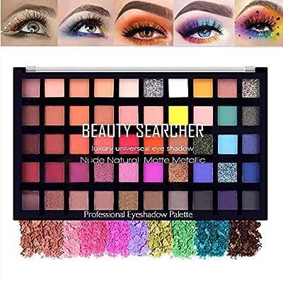 Professionelle Make-up Lidschatten-Palette 50