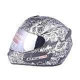 LS2 Helmet FF352-L Lunatic Matt Black