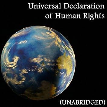 Universal Declaration of Human Rights (Unabridged)