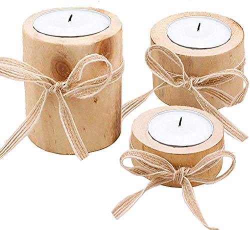 Candelabros Decorativos Madera candelabros decorativos  Marca Riveryy