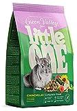 """Little One """"Grünes Tal Alleinfutter für Chinchillas im Beutel, 4er Pack (4 x 750 g)"""