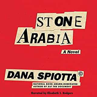 Stone Arabia cover art