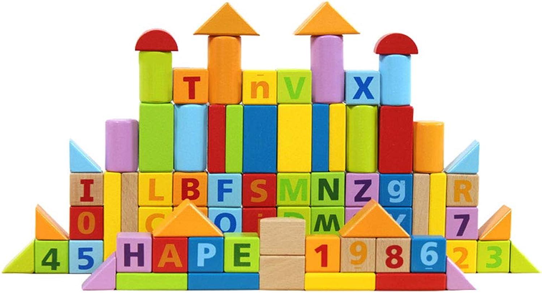 barato y de moda Xiao Jian- Bloques de de de construcción Juguetes-80 Alfabeto Digital Combinación de Juguetes Juguetes educativos para Niños-Bloques de construcción Juguete Inteligente  diseños exclusivos