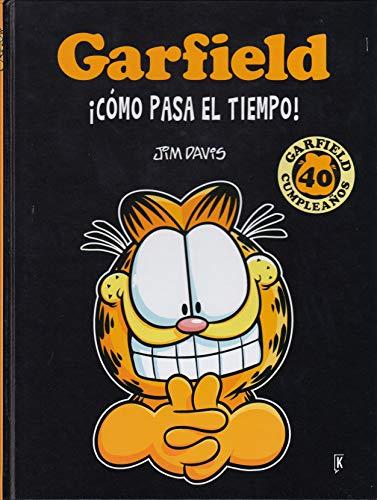 Garfield ¡Cómo pasa el tiempo!