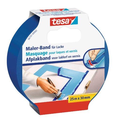 tesa Malerband für Lacke, 25m x 30mm