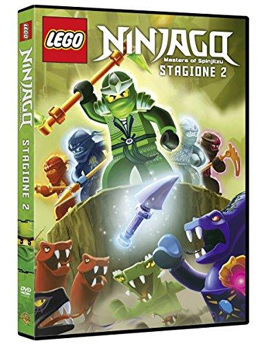 Lego Ninjago - Masters of SpinjitzuStagione02 [Italia] [DVD]