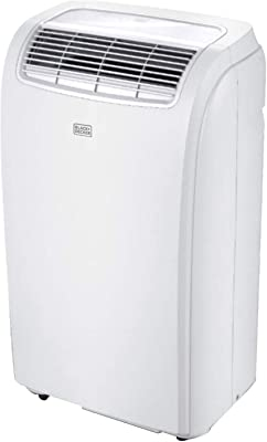 BLACK+DECKER BPT06WTB air conditioner, 16.5 x 12.2 x 27.6 inches, white