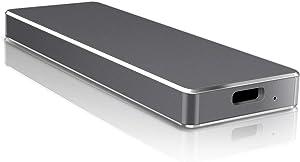External Hard Drive, Hard Drive USB3.1 Portable HDD Compatible Mac,Desktop, Laptop, MacBook (1TB,Black)