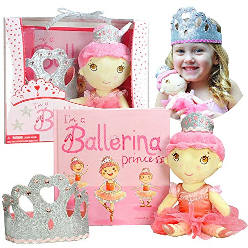 Ballerina Princess Gift Set- Includes...