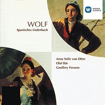 Wolf: Spanisches Liederbuch