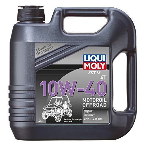 LIQUI MOLY 3014 ATV 4T Motoroil 10W-40, 4 L