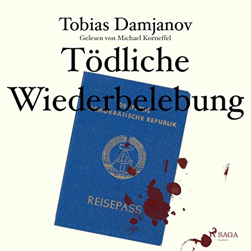 Tödliche Wiederbelebung (Detektei Damjanov 1) audiobook cover art