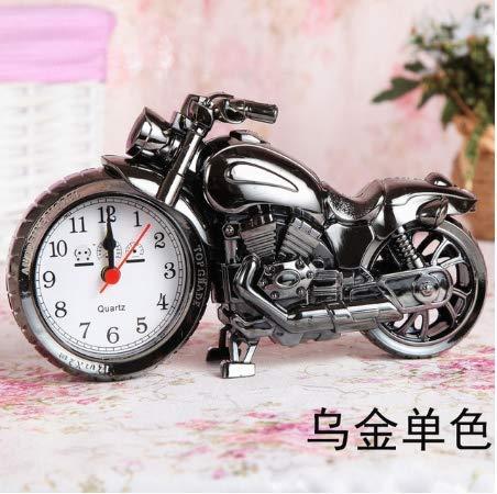 Kreative Retro Motorrad Modell Wecker Mode Home Decoration Crafts 3D Eisenbahn Motor Figuren Home Decor Supplies1pcs
