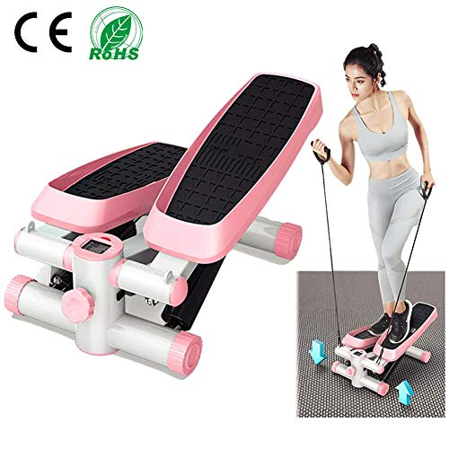 Fitness Trap Stepper, Portable Home Use Hands And Feet Trainer Hometrainers Met LCD-Scherm Vergroot Het Vertrouwen In Herstel Voor Thuis- En Kantoorfitness