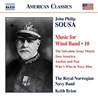 Music for Wind Band Vol. 10