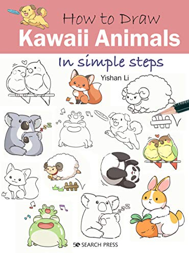 How to Draw Kawaii Animals in Simple Steps
