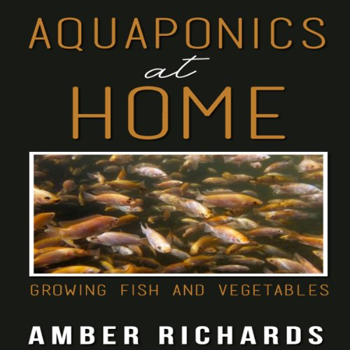 Aquaponics at Home audiobook cover art