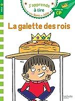 Sami et Julie CP Niveau 2 La galette des rois d'Emmanuelle Massonaud