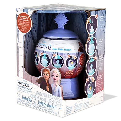 Basic Fun!-Bola Bolas de nieve sorpresa Disney Frozen 2, multicolor, (31300) , color/modelo surtido