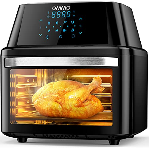 OMMO Air Fryer Oven, 17...