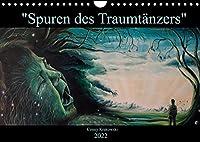 Spuren des Traumtaenzers (Wandkalender 2022 DIN A4 quer): Traumwelten von Conny Krakowski (Monatskalender, 14 Seiten )