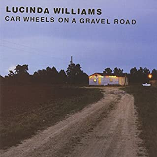 Car Wheels On A Gravel Road by Lucinda Williams (B000007Q8J) | Amazon price tracker / tracking, Amazon price history charts, Amazon price watches, Amazon price drop alerts