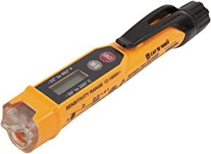 Non-Contact Voltage Tester w/Infrared Thermometer, Designed specifically for HVAC applications, Klein Tools NCVT4IR