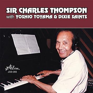 Sir Charles Thompson with Yoshio Toyama & Dixie Saints