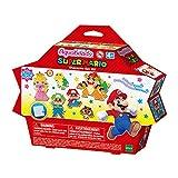 Aquabeads- Super Mario Set de Personajes, Color (EPOCH 31946)