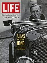 LIFE MAGAZINE, October 7, 1966: VO. 61, NO. 15 IAN FLEMING JAMES BOND COVER