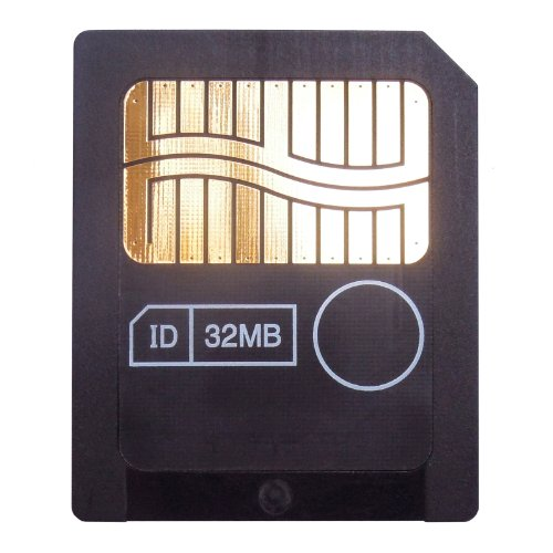 Tarjeta de memoria Smartmedia (SM) de 32 MB (3,3 V)
